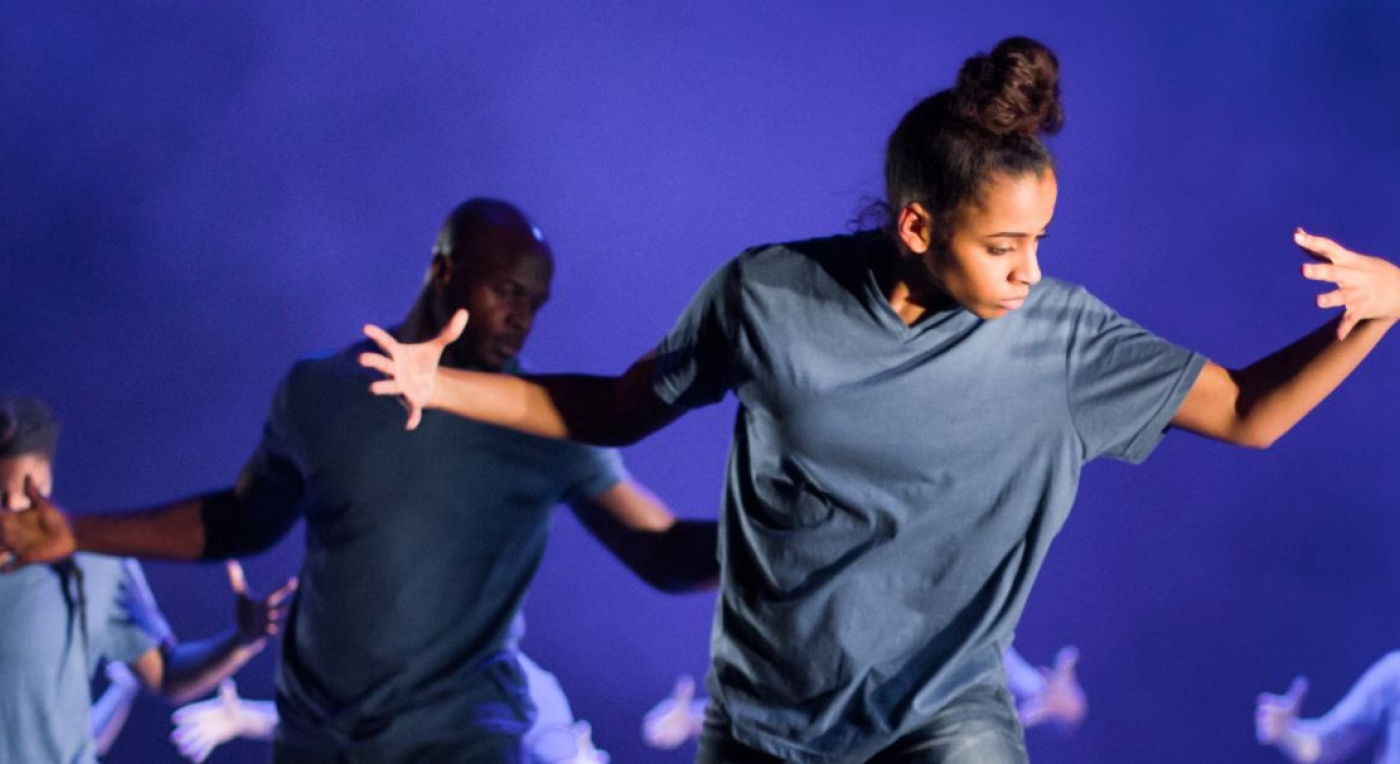 Emancipation of Expressionism, Boy Blue Entertainment - hip hop dancers perform