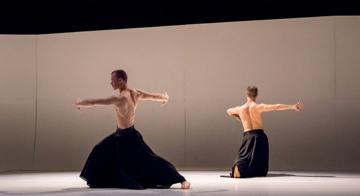 The Rite of Spring by Scottish Ballet photo Andy Ross