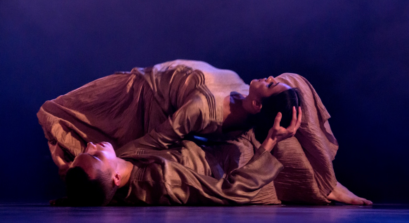 About The Elephant - Vidya Patel and Connor Scott - Photo: Serendipity Arts Festival