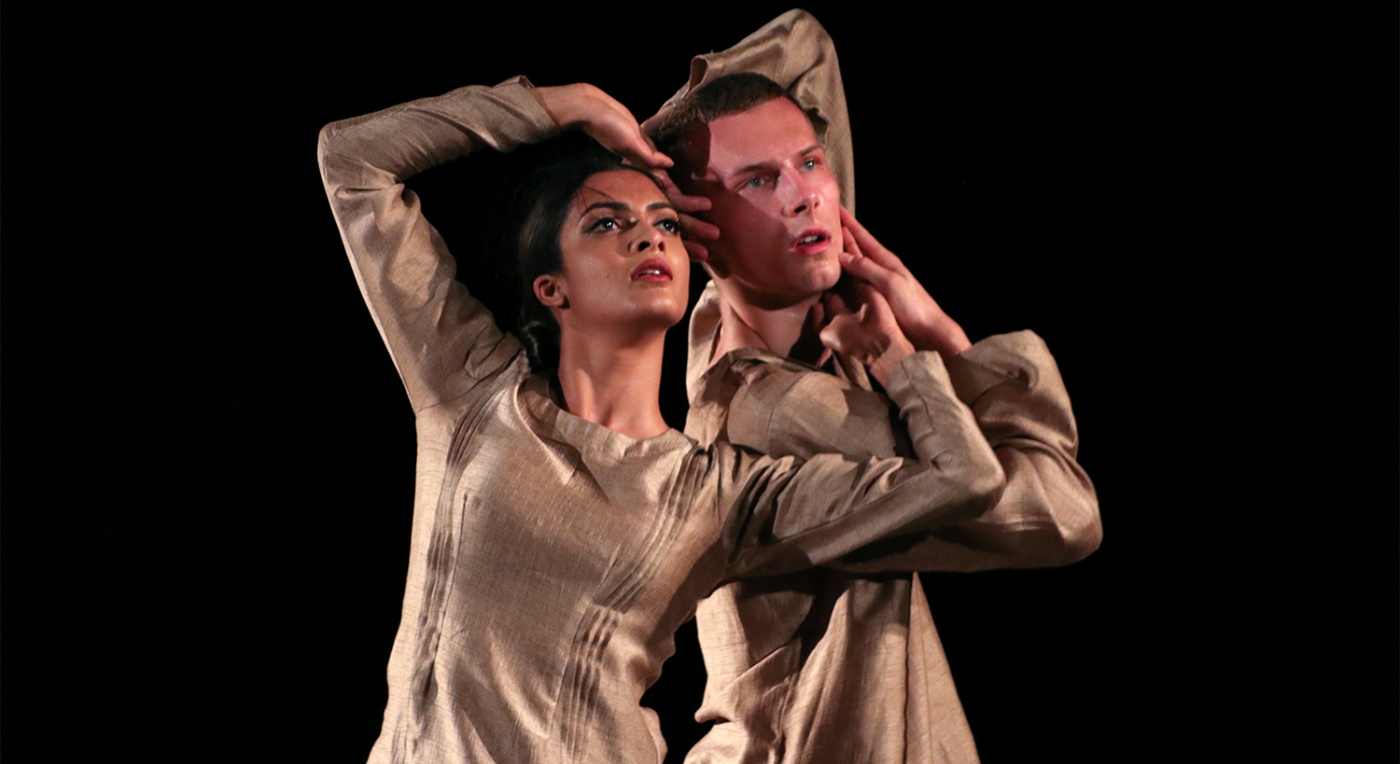 About The Elephant (Vidya Patel and Connor Scott, Sampad) Photo credit Serendipity Arts Festival