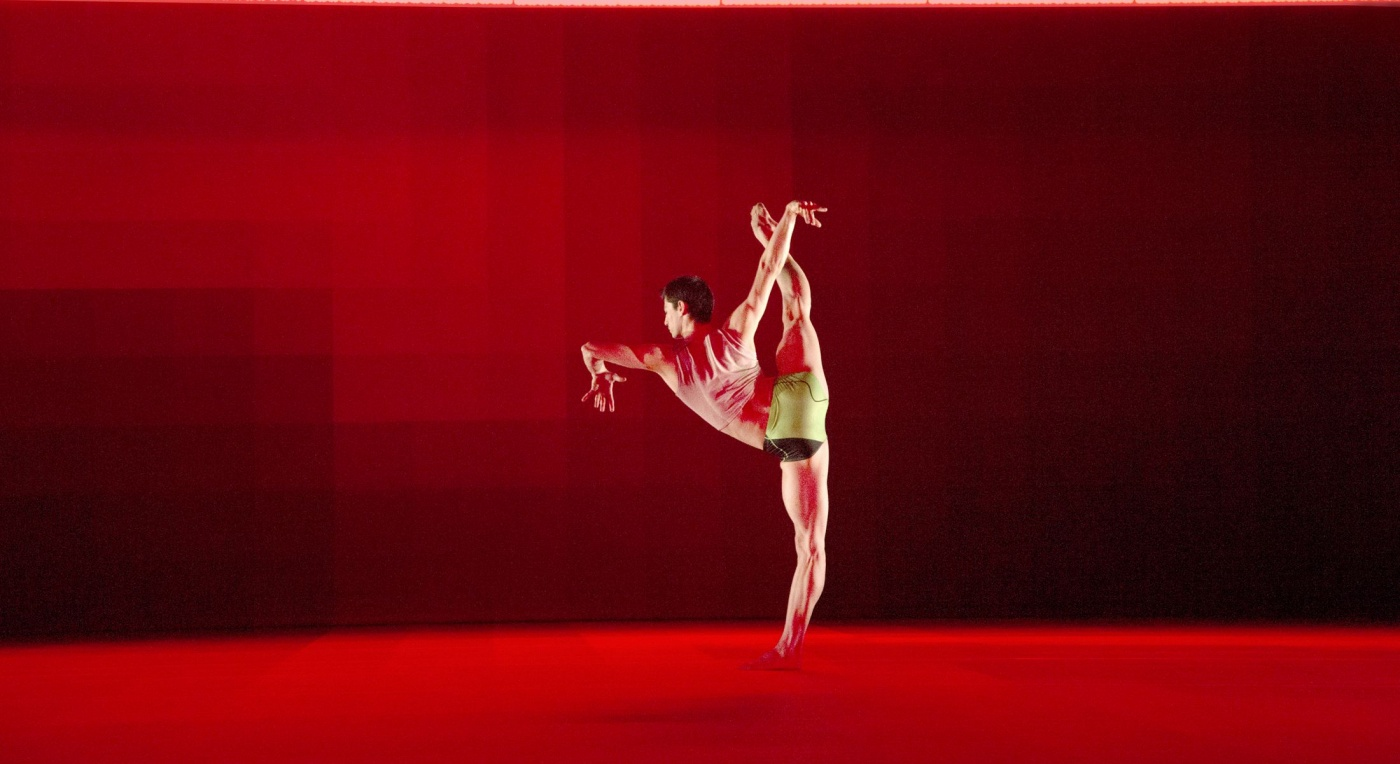Atomos by Wayne McGregor. Photo - Ravi Deepres