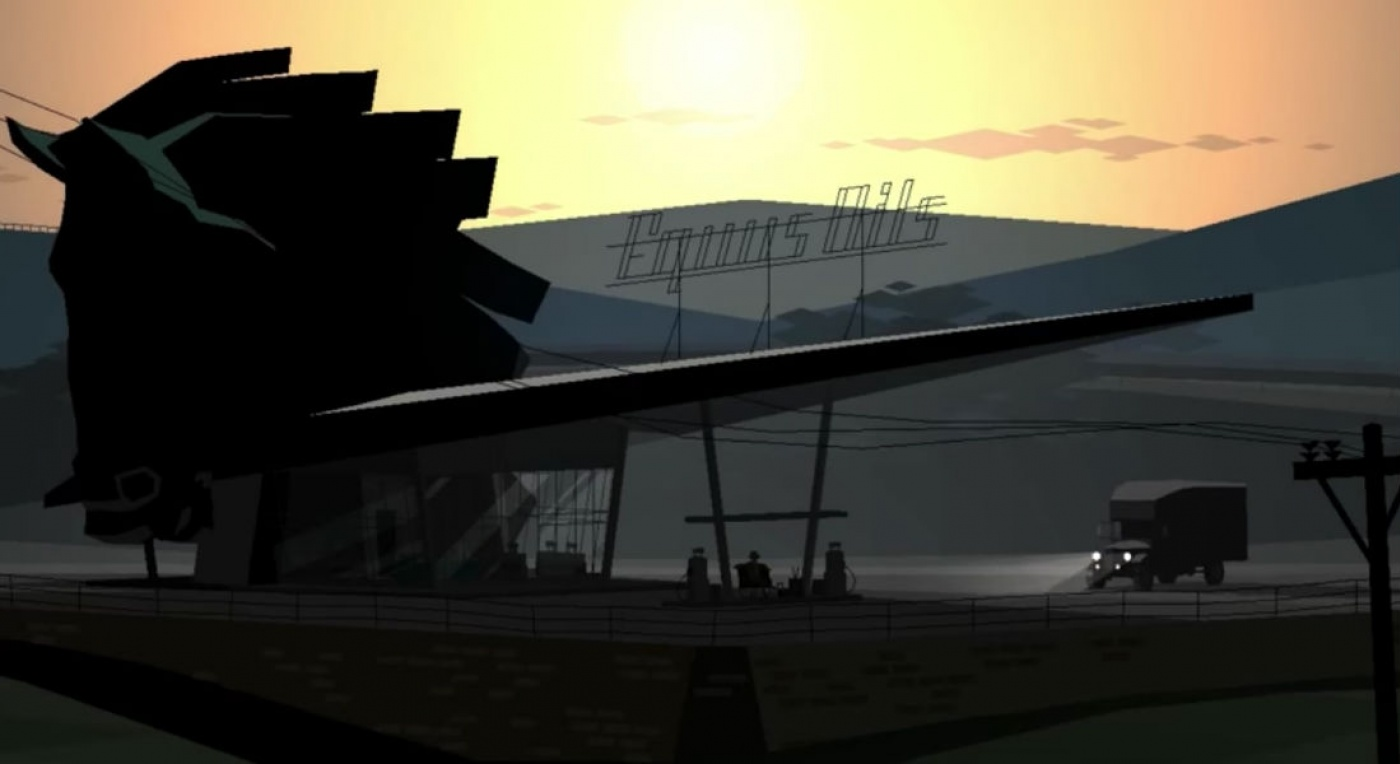 Kentucky Route Zero trailer