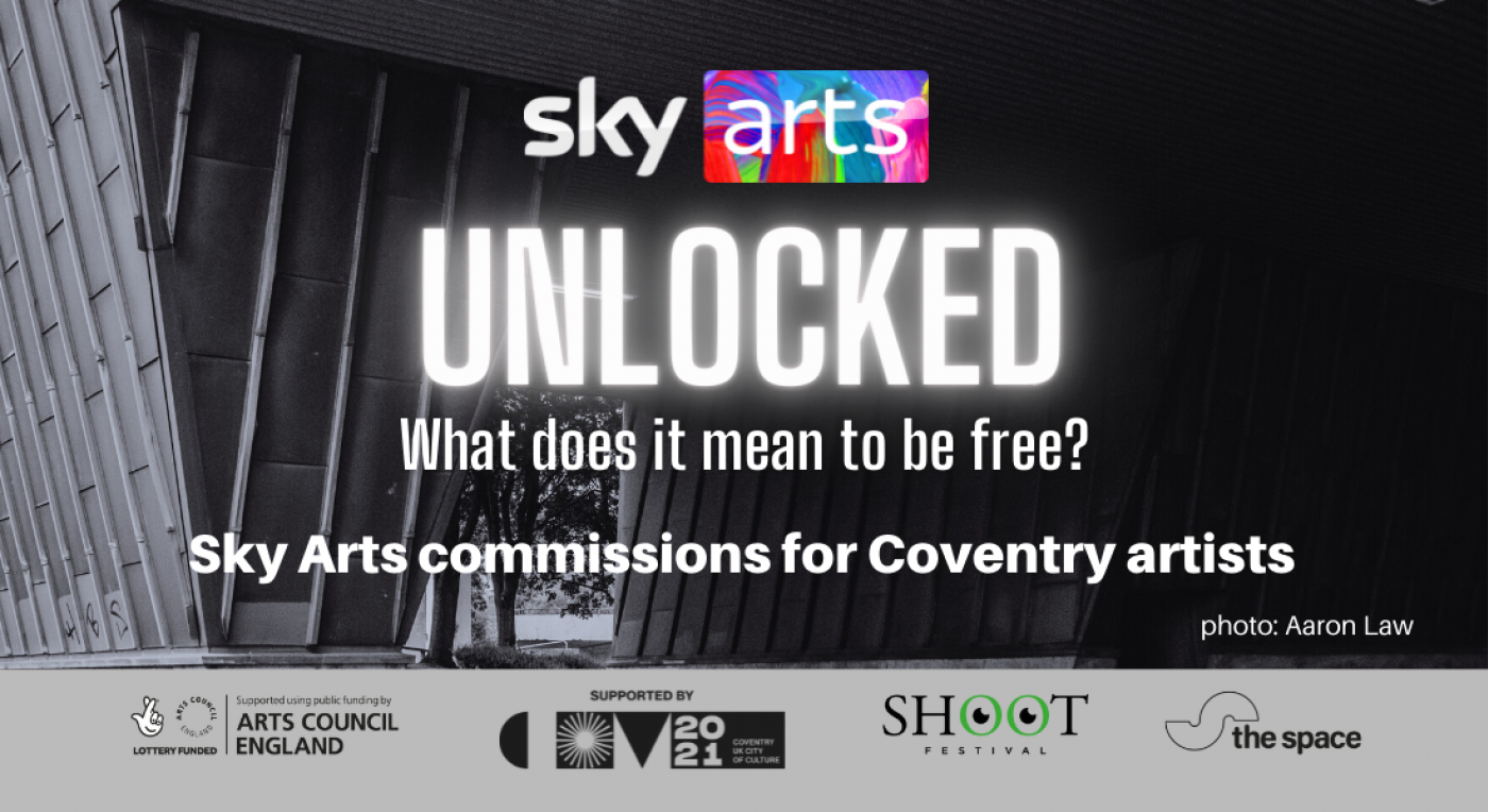 'Unlocked' Sky Arts Commissioning opportunity