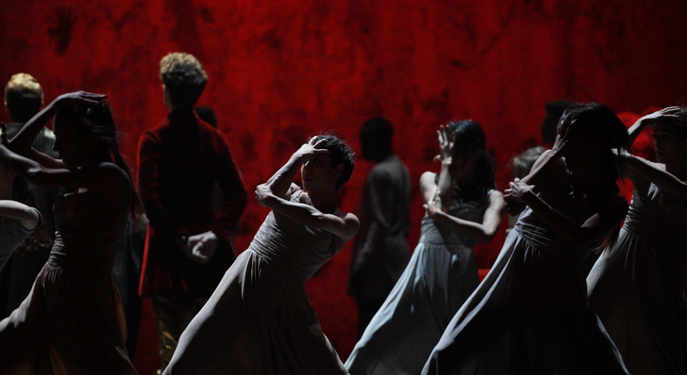 English National Ballet in Akram Khan's Giselle Laurent Liotardo