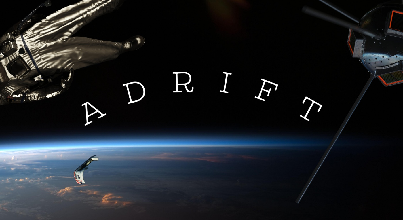 Project Adrift. the secret world of space junk