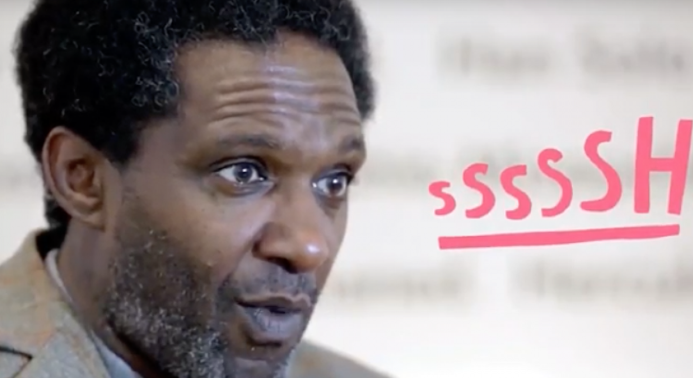 Lemn Sissay talks about TS Eliot's poem 'The Waste Land'