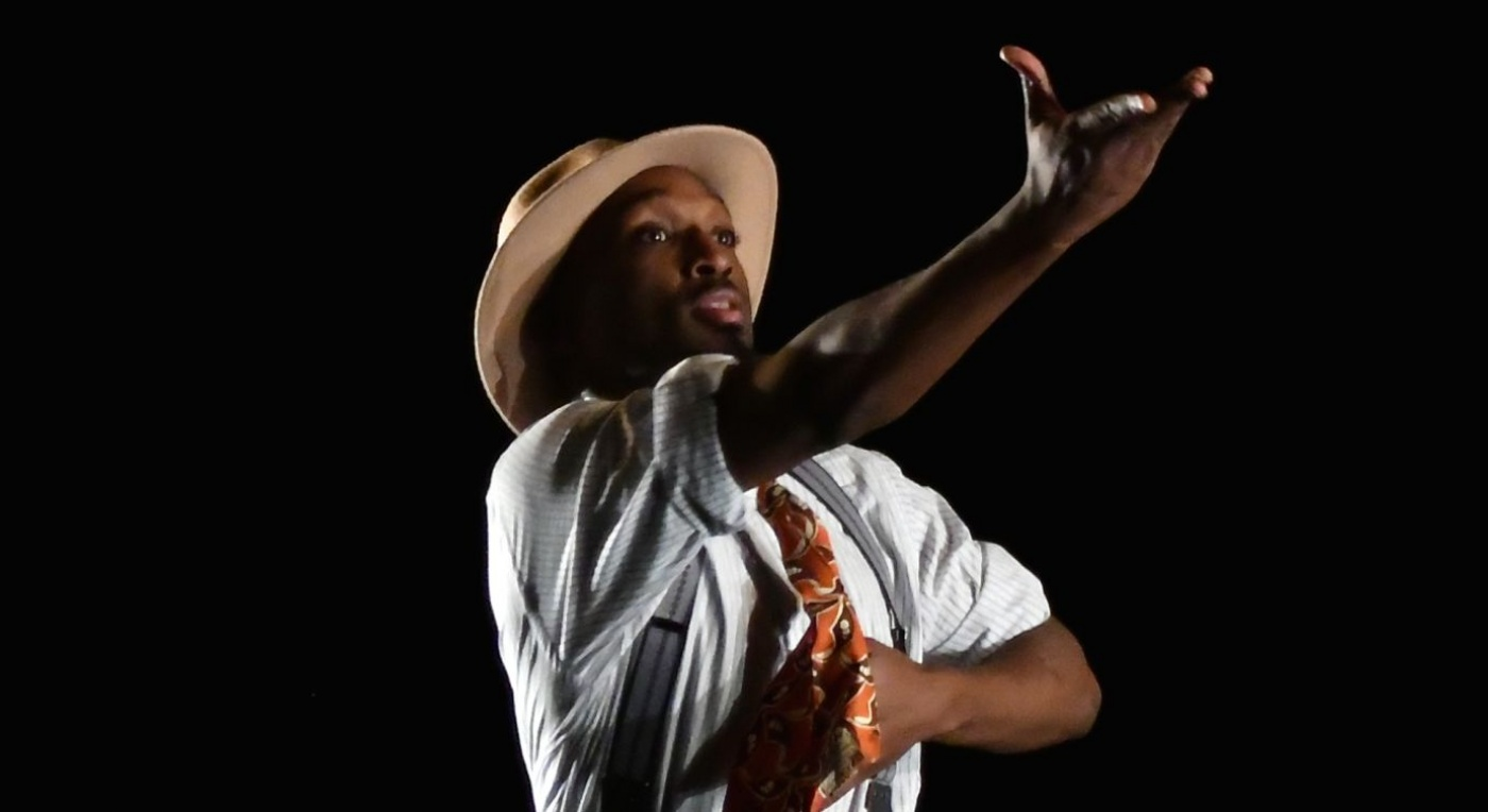 Windrush: Movement of the People by Phoenix Dance Theatre. Photo by Brian Slater