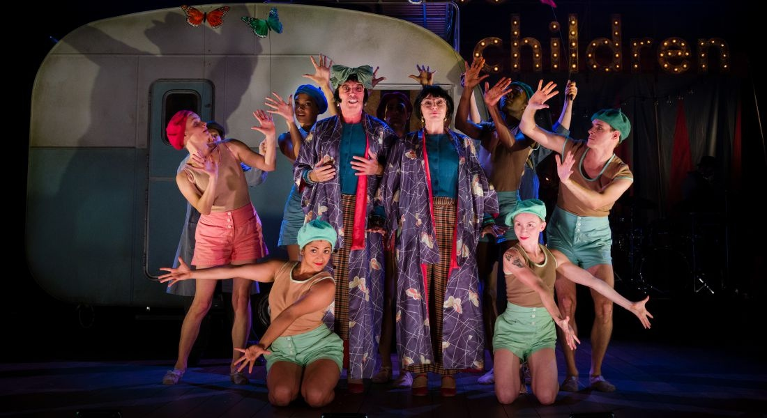Emma Rice's production of Wise Children