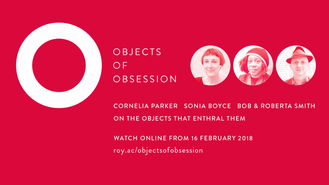 Objects of Obsession artists