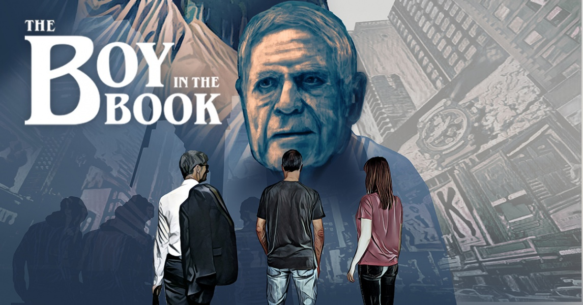 Choose Your Own Documentary - The Boy in the Book