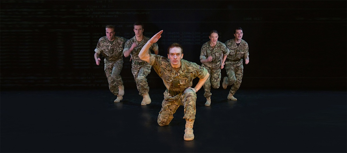 5 SOLDIERS - Rosie Kay Dance Company
