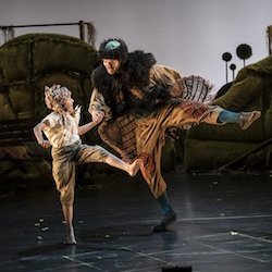 Rumplestilskin from Ballet Lorent Photo Bill Cooper